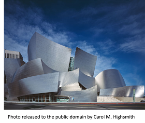 Frank Gehry Concert Hall